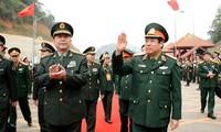 Giao lưu hữu nghị Quốc phòng biên giới Việt Nam-Trung Quốc lần thứ ba thành công tốt đẹp