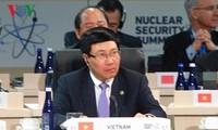 Việt Nam thực hiện nghiêm túc các điều ước quốc tế an ninh-an toàn hạt nhân