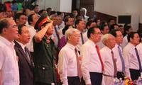 Kỷ niệm trọng thể 110 năm ngày sinh Tổng Bí thư Hà Huy Tập