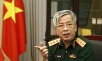 Thứ trưởng Nguyễn Chí Vịnh dẫn đầu đoàn đại biểu Bộ Quốc phòng Việt Nam tham dự Đối thoại Shangri La