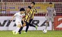 Giao hữu bóng đá U23 Việt Nam -  U23 Malaysia: Chủ nhà Việt Nam thắng 3-0