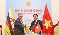 Kỳ họp thứ nhất Ủy ban hợp tác song phương Việt Nam - Brunei