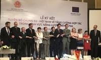 Ra mắt Nhóm Đối tác Năng lượng Việt Nam (VEPG)