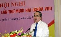 Thông qua Tờ trình về hiệp thương cử Chủ tịch Ủy ban Trung ương MTTQ Việt Nam
