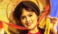 Nghệ sỹ ưu tú Lệ Thanh - Mượt mà những làn điệu quan họ Bắc Ninh