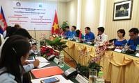 Thanh niên Việt Nam - Campuchia: Tăng cường các hoạt động hợp tác