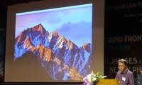Gần 100 nhà khoa học nước ngoài tham dự Hội nghị Vật lý học quốc tế