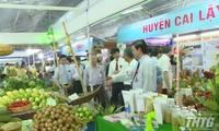 Xúc tiến đầu tư từ Triển lãm thành tựu phát triển doanh nghiệp Tiền Giang