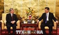 Đưa quan hệ Việt Nam và Trung Quốc tiếp tục phát triển ổn định, lành mạnh trong thời gian tới