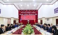 Hợp tác giữa hệ thống tòa án Việt - Lào ngày càng hiệu quả, thực chất