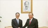 Phó Thủ tướng Trương Hoà Bình: Việt- Trung tiếp tục chia sẻ, hợp tác trong lĩnh vực tư pháp