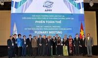 Nhiều dấu ấn trong hoạt động đối ngoại Quốc hội Việt Nam năm 2018