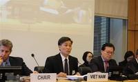 Việt Nam cam kết tiếp tục nỗ lực trong thúc đẩy và bảo vệ quyền dân sự và chính trị