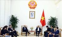 Việt Nam và Italy tăng cường hợp tác kinh tế, thương mại