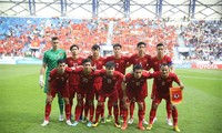 Đội tuyển Bóng đá Việt Nam thăng hạng xếp thứ 98 thế giới