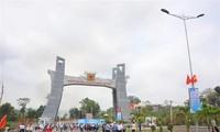 Khánh thành công trình trọng điểm phục vụ hoạt động ngoại giao, giao thương tại Cửa khẩu Quốc tế Lệ Thanh, Gia Lai