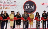 Triển lãm thương hiệu hàng đầu Thái Lan 2019 thu hút gần 250 doanh nghiệp