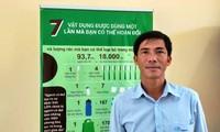 Chung tay bảo tồn môi trường sinh thái vùng biển Lý Sơn
