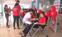 """""""Hành trình đỏ"""" và tôn vinh người hiến máu tình nguyện tại Điện Biên"""