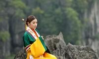 Sao Mai Thu Hằng: Mang luồng gió mới cho những ca khúc dân gian