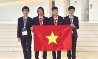 Việt Nam đạt 2 huy chương Vàng Olympic Tin học quốc tế