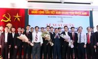 Lễ xuất quân đoàn thí sinh Việt Nam tham dự kỳ thi tay nghề Thế giới lần 45 tại Nga