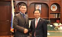 Đại sứ quán Việt Nam tại LB Nga thúc đẩy quan hệ với Cộng hòa Kalmykia