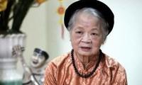 NSND Kim Đức - Cả một đời với âm nhạc truyền thống