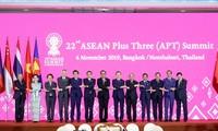 Hội nghị Cấp cao ASEAN 35: Thủ tướng Nguyễn Xuân Phúc dự Hội nghị Cấp cao ASEAN +3 lần thứ 22