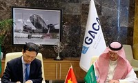 Việt Nam và Ả-rập Xê-út 20 năm hợp tác phát triển tích cực