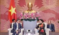 Chủ tịch Quốc hội Nguyễn Thị Kim Ngân tiếp Chủ tịch Nghị viện Bang Hessen, Cộng hòa Liên bang Đức
