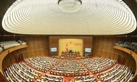 Quốc hội thảo luận về việc thực hiện chính sách , pháp luật về phòng cháy chữa cháy giai đoạn 2014-2018