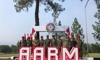 Việt Nam xếp thứ ba Giải bắn súng quân dụng các nước ASEAN