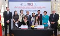 Facing the World kí kết thỏa thuận hợp tác chiến lược với Công ty F1 Vietnam Grand Prix