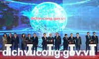 Thủ tướng Nguyễn Xuân Phúc: Cổng dịch vụ công Quốc gia có vai trò rất quan trọng trong xây dựng Chính phủ điện tử