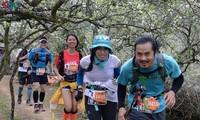 Vận động viên đến từ 42 quốc gia tham gia giải Marathon Đường mòn Việt Nam tại Mộc Châu