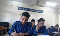 Trường THPT hữu nghị Lào – Việt Nam: Nơi chắp cánh giấc mơ Việt