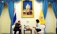 Việt Nam - Thái Lan: Thúc đẩy quan hệ đối tác chiến lược tăng cường năm 2019