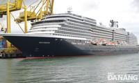Đà Nẵng đón 1.250 du khách quốc tế đầu tiên đến bằng đường biển trong dịp đầu năm Canh Tý 2020