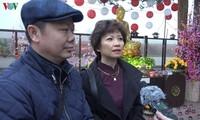 Bà con người Việt tại Praha, Cộng hòa Czech đi lễ chùa đầu năm