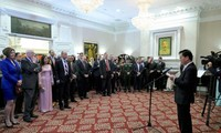 Khởi động các hoạt động kỷ niệm 25 năm quan hệ ngoại giao Việt Nam-Hoa Kỳ