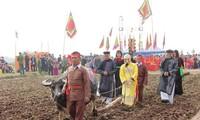 Lễ hội Tịch điền Đọi Sơn năm 2020: Tri ân các bậc tiền nhân trong việc khai phá, mở mang ruộng đồng