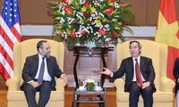 Việt Nam mong muốn tiếp tục thúc đẩy Quan hệ Đối tác toàn diện phát triển thực chất và hiệu quả với Hoa Kỳ