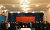 Thúc đẩy chia sẻ kinh nghiệm giữa sĩ quan trẻ Việt Nam - Ấn Độ