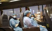 30 công dân Việt Nam từ Vũ Hán đã được đưa về nước an toàn