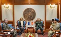 Việt Nam và EU thúc đẩy hợp tác trong lĩnh vực Gìn giữ hòa bình Liên hợp quốc