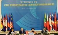 Cuộc họp Uỷ ban liên Chính phủ ASEAN về Nhân quyền lần thứ 30