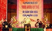 NSND Kim Đức với nghệ thuật ca trù