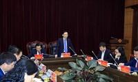 Kiểm tra công tác quản lý biên giới tại Điện Biên