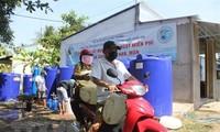 Bàn giao công trình cấp nước ngọt miễn phí cho tỉnh Bạc Liêu